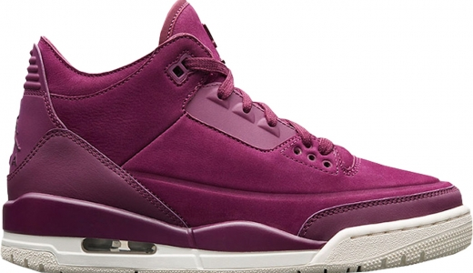 separation shoes ecd3a 4e1b2 ... clearance air jordan 3 wmns bordeaux cf9e3 83f2f