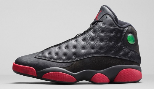Air Jordan 13 - Black / Gym Red