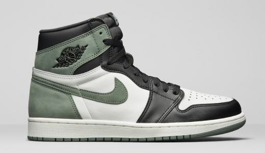 Air Jordan 1 Retro High OG Best Hand In The Game Clay Green
