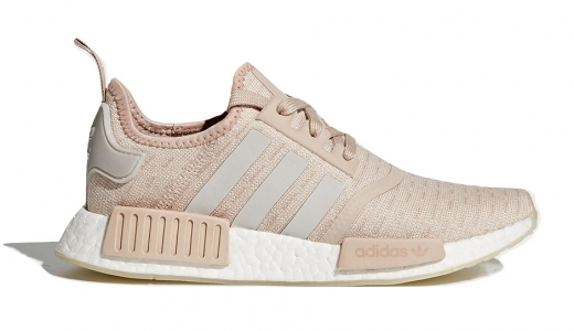 adidas WMNS NMD R1 Chalk Pearl Pack Ash Pearl