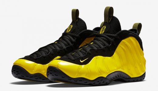 Nike Air Foamposite One Optic Yellow