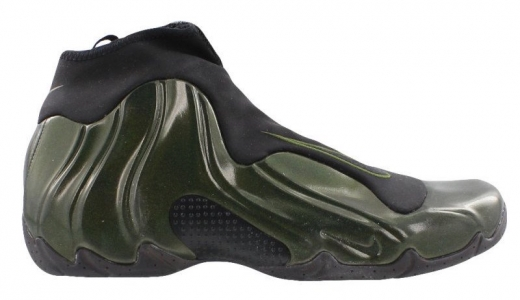 Nike Air Flightposite Legion Green