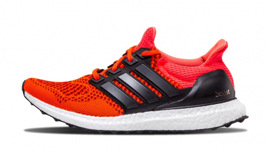 adidas Ultra Boost 1.0 Solar Red