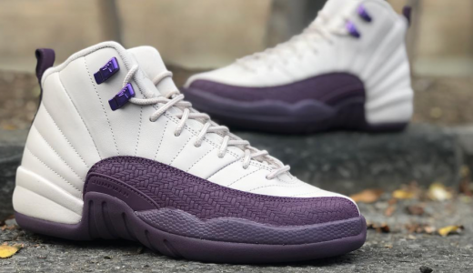 Air Jordan 12 GS Pro Purple