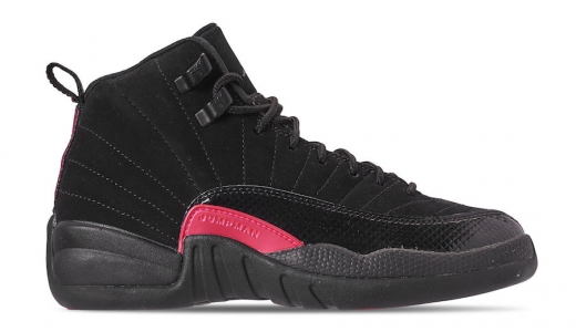 Air Jordan 12 GS Rush Pink