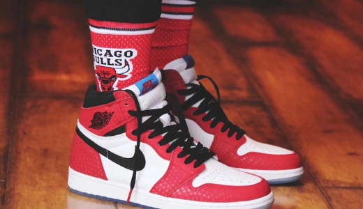 Air Jordan 1 Retro High OG Chicago Crystal