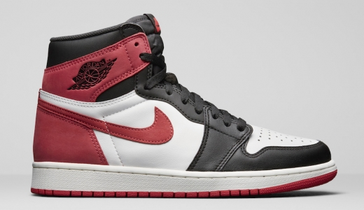 Air Jordan 1 Retro High OG Best Hand In The Game Track Red