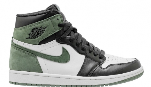 Air Jordan 1 Retro High OG Clay Green
