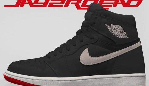 Air Jordan 1 Retro High OG Black Phantom