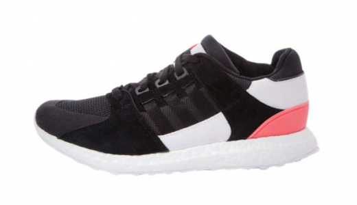 adidas EQT Support Ultra Core Black Turbo Red