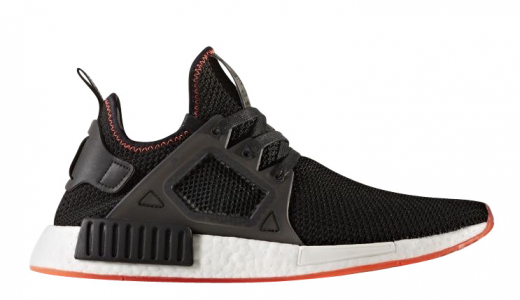 adidas NMD XR1 Core Black Solar Red