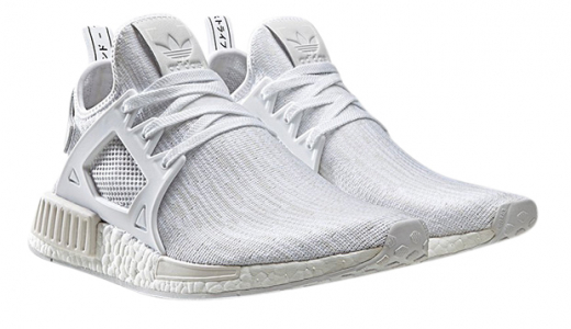 adidas NMD XR1 - Triple White