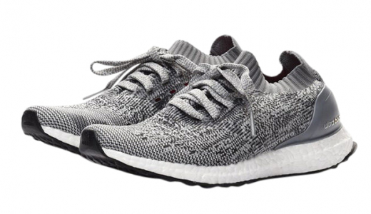 adidas Ultra Boost Uncaged - Clear Grey