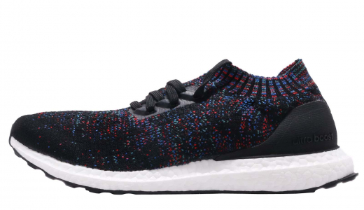 adidas Ultra Boost Uncaged Core Black Active Red
