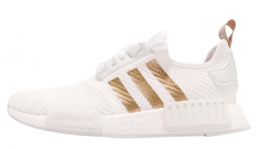 adidas WMNS NMD R1 Footwear White Gold