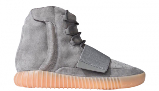 adidas Yeezy Boost 750 - Grey Gum (Glow In The Dark)