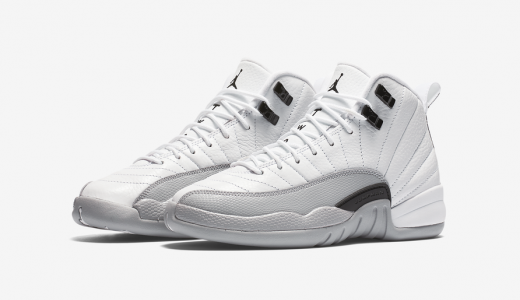 Air Jordan 12 GS - Barons