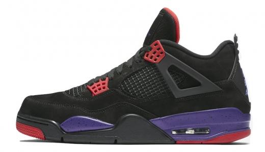 Air Jordan 4 NRG Raptors