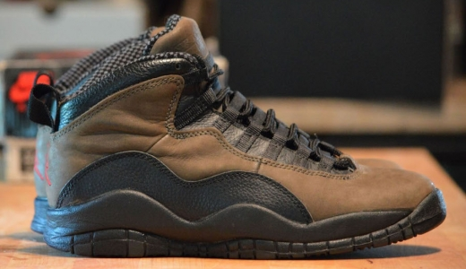 Air Jordan 10 Dark Shadow