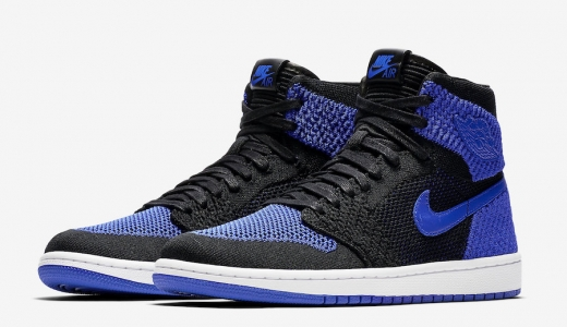 Air Jordan 1 Retro High Flyknit Royal