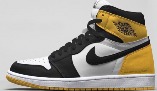 Air Jordan 1 Retro High OG Yellow Ochre
