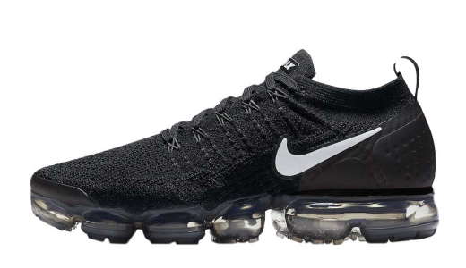 Nike Air VaporMax 2 Black Dark Grey