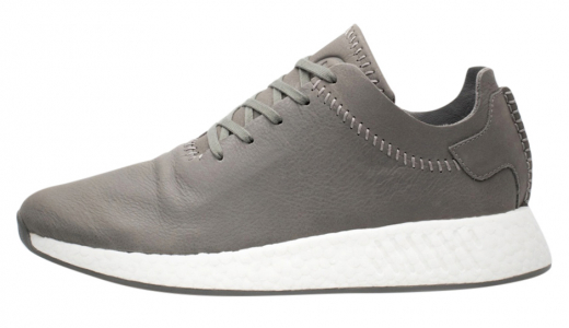 wings+horns x adidas NMD R2 Dark Grey