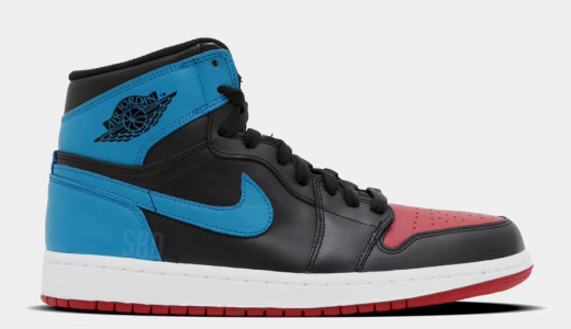 Air Jordan 1 Retro High OG WMNS UNC to Chicago