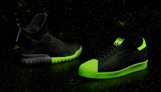 adidas Primeknit Glow-in-the-Dark Pack