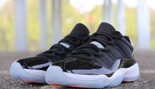 Air Jordan 11 Low - Infrared 23
