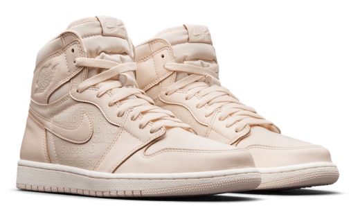 Air Jordan 1 Retro High OG Nike Air Guava Ice