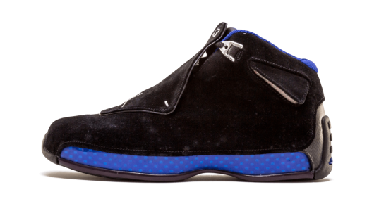 Air Jordan 18 Black Sport Royal 2018