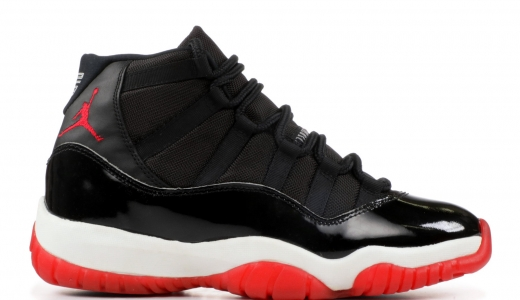 finest selection 42bf1 e4c1e Air Jordan 11 Bred 2019