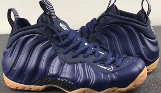 Nike Air Foamposite One Midnight Navy