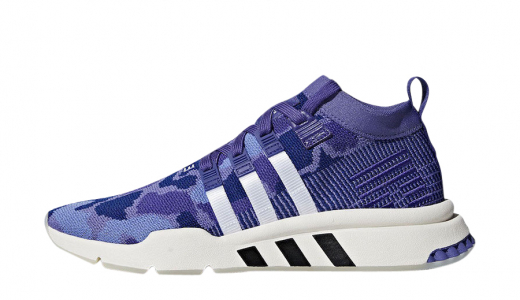 adidas EQT Support Mid ADV Purple Camo