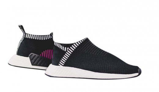 adidas NMD City Sock 2 Primeknit Black Shock Pink