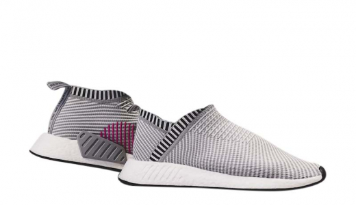 adidas NMD City Sock 2 Primeknit Grey Shock Pink
