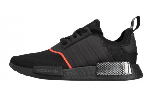 Buy Adidas Nmd R1 Core Black Core Black Solar Red Kixify Marketplace