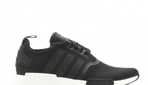adidas NMD R1 GS Core Black