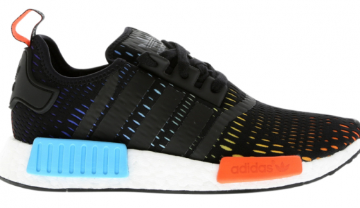 adidas NMD Rainbow Foot Locker Europe Exclusive