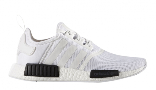 adidas NMD - White / Black