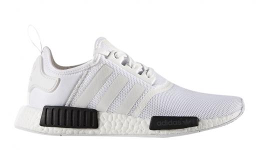 adidas NMD - White / Black