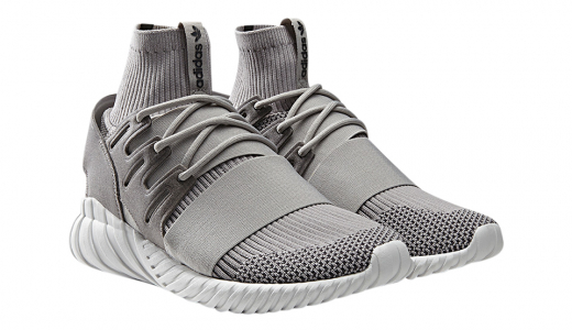 adidas Originals Tubular Doom Primeknit - Grey