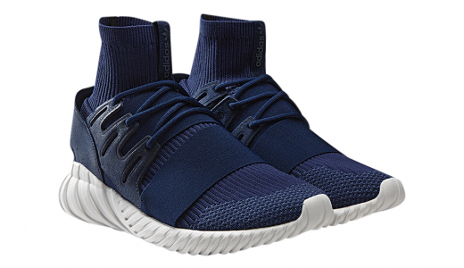 adidas Originals Tubular Doom Primeknit - Navy