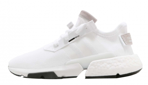 adidas POD S3.1 Cloud White Core Black