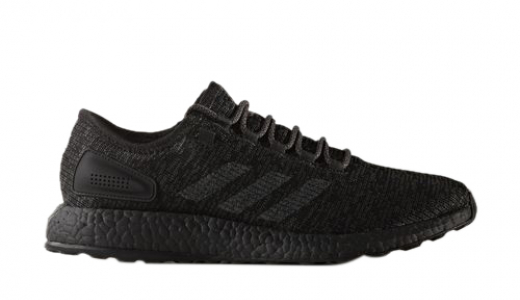 adidas Pure Boost 2017 Triple Black