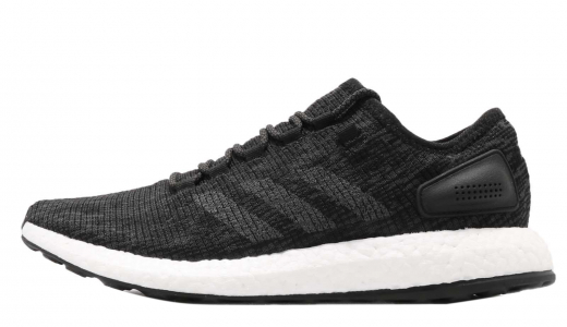 adidas Pure Boost Core Black