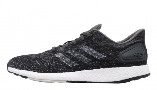 adidas PureBoost DPR Grey Six Grey One Raw White