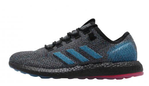 adidas PureBoost LTD Black Blue