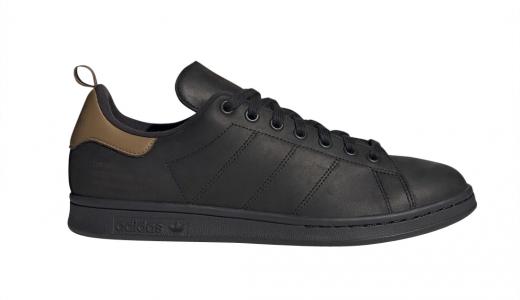 adidas Stan Smith Winterized Core Black